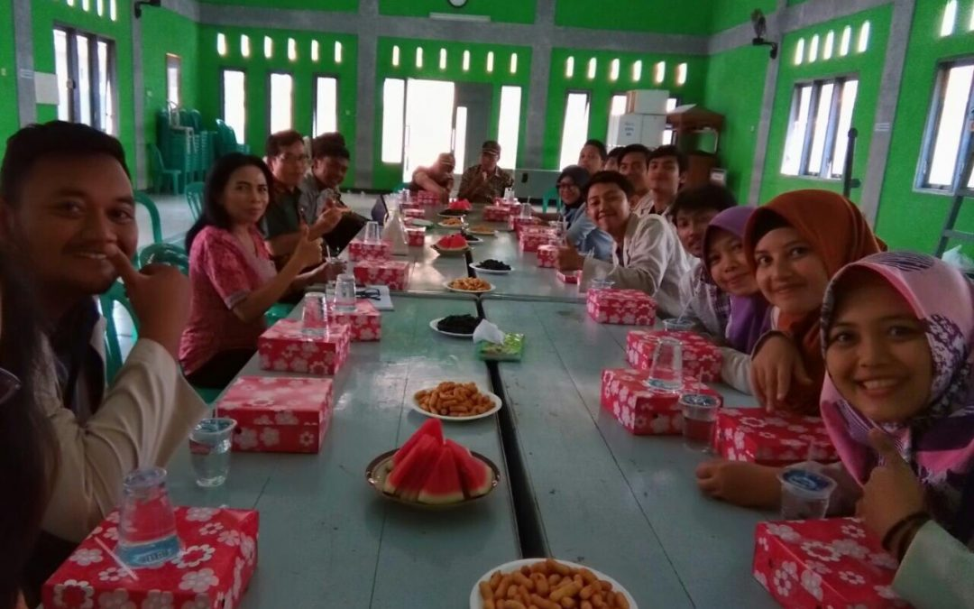 KKL AMIKOM di Desa Minapolitan
