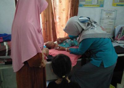 Imunisasi Balita Beji masih Terdampak Kelangkaan IPV