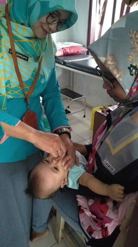 kelangkaan injeksi polio virus di wilayah banyumas